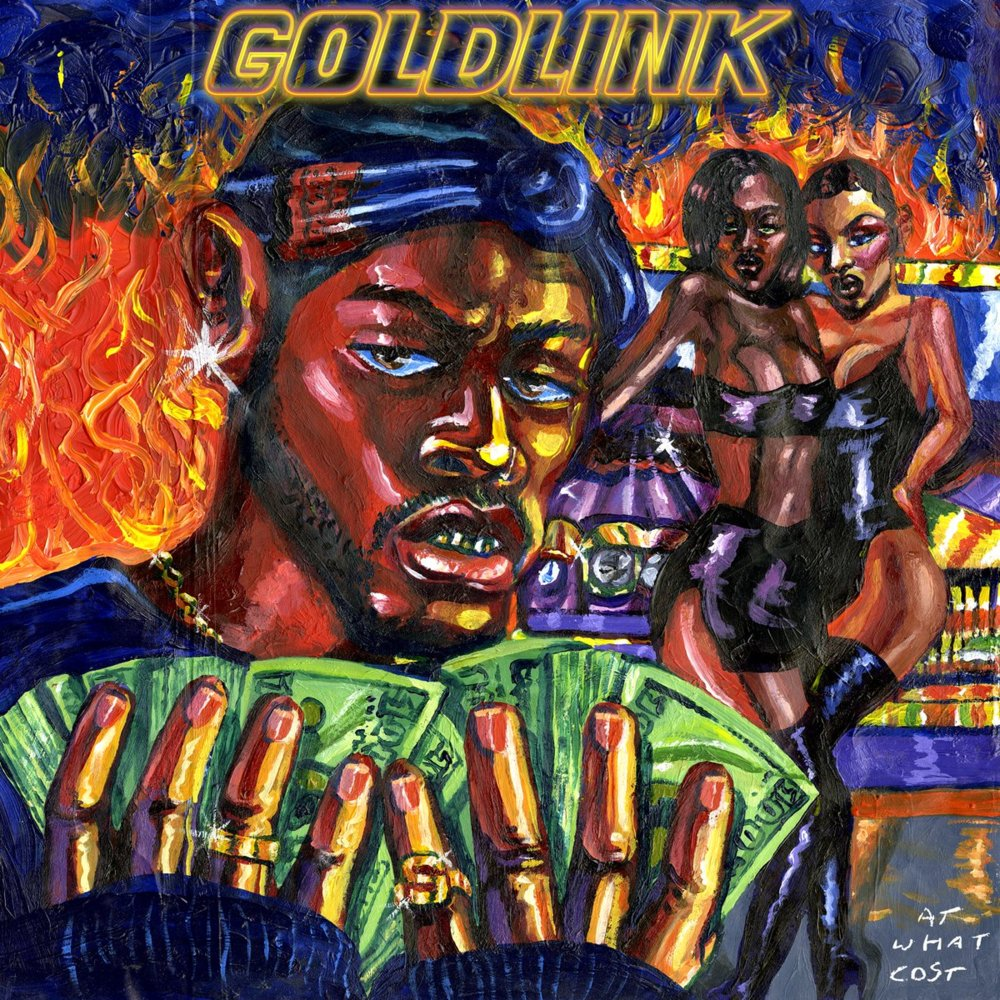 """GoldLink """"At What Cost"""" AlbumReview"""
