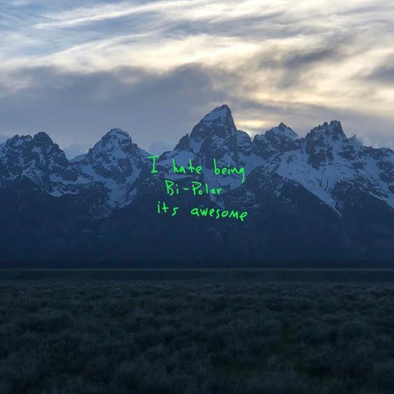 Kanye West – Ye (AlbumReview)
