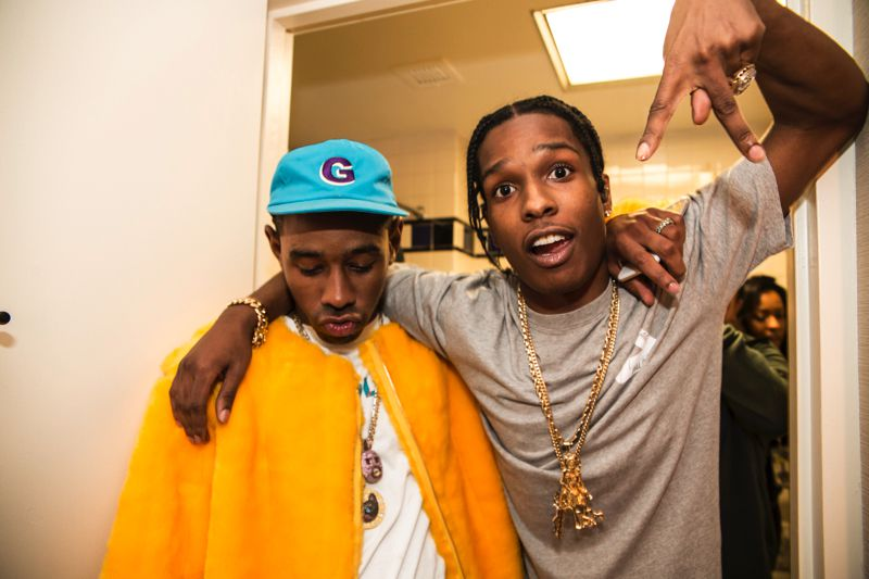 Song Of The Day 7/24/2018:A$AP ROCKY X TYLER THE CREATOR – POTATOSALAD