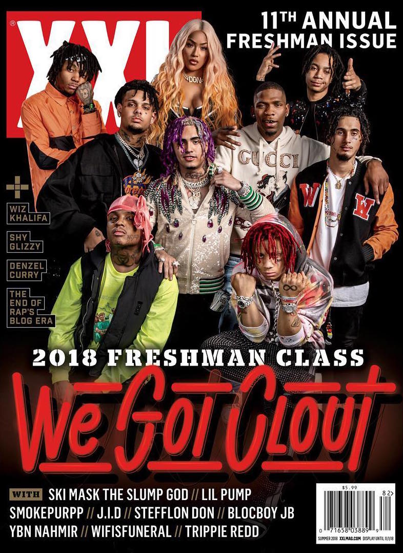 2018 XXL Freshmen Prove They Belong With Impressive Cypher Performances