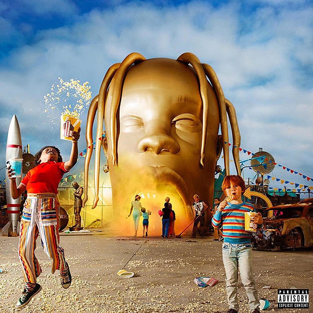 Travis Scott – Astroworld (Album Review)