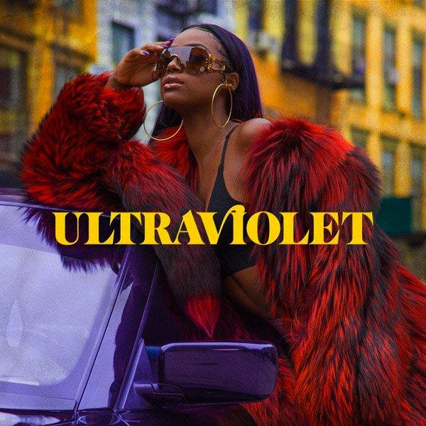 JUSTINE SKYE – ULTRAVIOLET (AlbumReview)