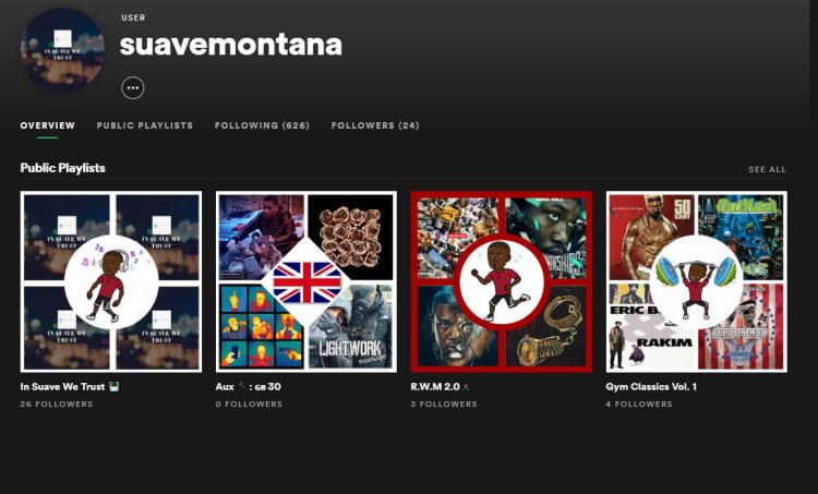 Spotify-Suavemontana